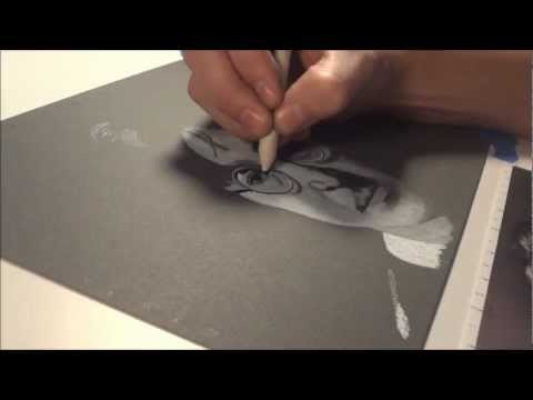 """speed-drawing---""""john-lennon""""---hd"""
