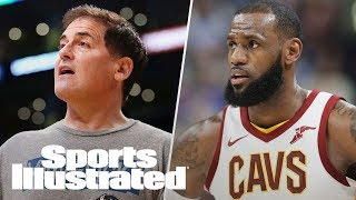 LeBron Not A Fan Of Changing NBA Playoff Format, Mavericks' Aftermath | SI NOW | Sports Illustrated