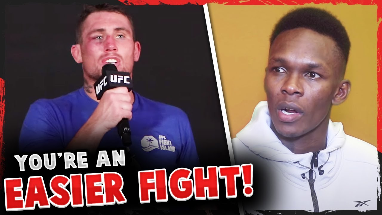 Download Darren Till responds to Israel Adesanya + says he'd be an EASIER fight than Rob, Fight Island 3
