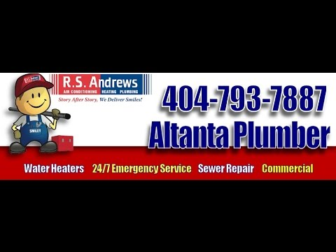Atlanta Plumber - Rinnai Tankless Water Heater 404-793-7887