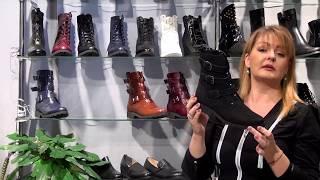 видео Купить женские полуботинки в интернет-магазине с доставкой по России