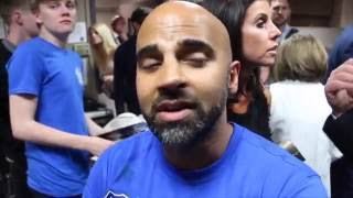 DAVE COLDWELL - 'TONY BELLEW WBC TRIUMPH IS MY PROUDEST MOMENT IN BOXING' / REAL LIFE ROCKY STORY