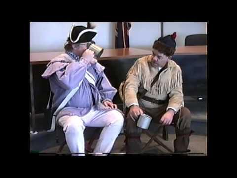OHP -  Revolutionary War Re-enactors - 1988