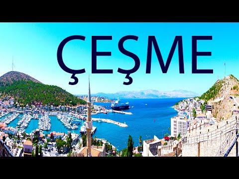 Çeşme Castle-Izmir-Turkey 2019