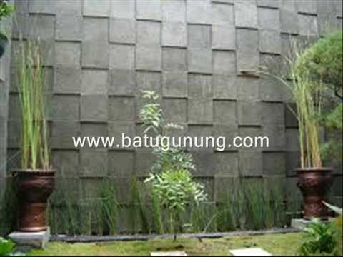 Gambar Batu Alam Pagar Rumah Minimalis Pagar Minimalis 081 222