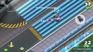 Crash of cars: soccer addition
