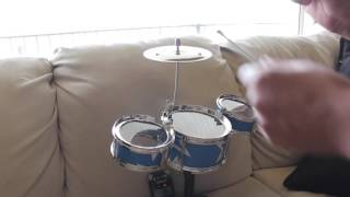 the Toy Drums Beat