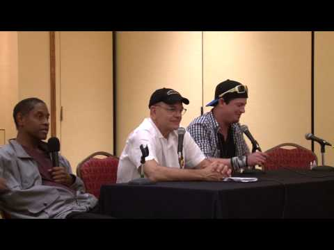 Star Trek Voyager Panel from Space City Con 2013