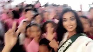 Ramina Ashfaque Miss Earth Pakistan 2017 in Philippines