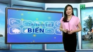 VTC14 | Thời tiết biển 02/05/2018 | Tình trạng biển bình thường