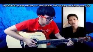 Wandra Kelangan Nathan Fingerstyle Feat Malik Cah Osing