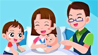 Learn about Gender Difference & Where Babies Come From ? Educational Kids Games