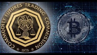 🔵 LIVE CFTC Cryptocurrency Regulation Stream + XRP Was Mentioned 🔵
