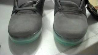 ab7c21f9ac Supra Chad Muska Skytop III Shoes Grey Suede with Translucent Soles Unboxing