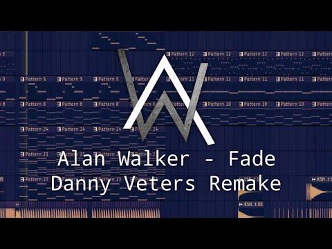 [FL STUDIO] Alan Walker - Fade (Full Remake) - (Danny Veters Remake)