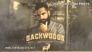 *New* BACKWOODS Instrumental (Country Rap/Hick Hop) Sinima Beats