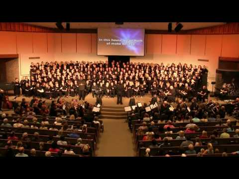 WOW! Green Acres Baptist Church, Tyler, TX Celebration Choir and Orchestra