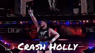 Crash Holly Custom Entrance (WWE 2K18)