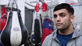 Jack Catterall talks new trainer, British Title challenge & potential 2017 fights