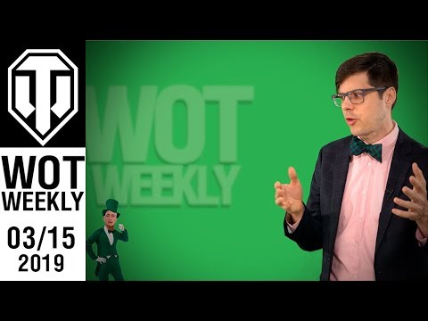 World of Tanks Weekly #107 - You Won't Like Me When I'm Angry.. thumbnail