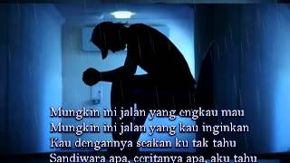 Sandiwara Cinta ~Republik (with lyrics)