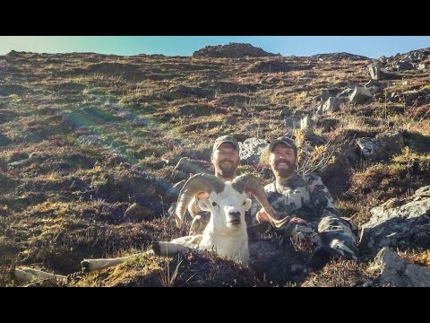 2015 Dall Sheep Hunt - Brothers in the Brooks