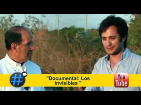 """Derechos Humanos en la WEB - Documental """"Los invisibles"""""""