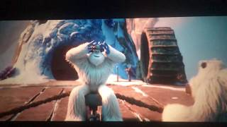 Smallfoot 2018 - Migo trying to hit the bell !! (Movie Scene)