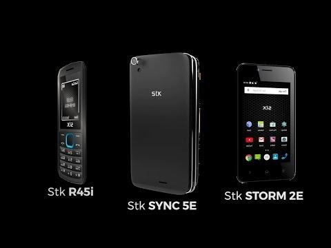 FACEY Telecom - STK Mobile Phones | SYNC 5E, STORM 2E & R45i