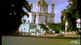 Погулка по Киеву, 1984(Киев образца 1984 года. Одинокие машины на Крещатике, отличный асфальт, аккуратный общественный транспорт,..., 2015-12-06T00:06:12.000Z)