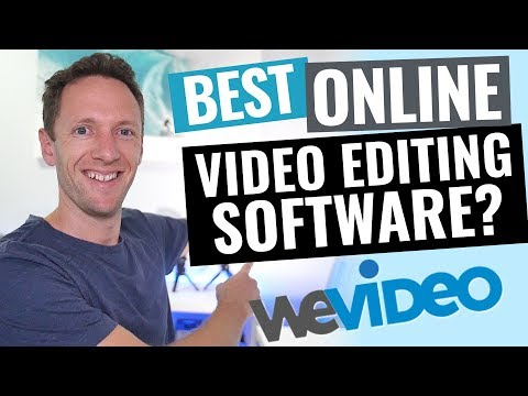 Best Online Video Editor? WeVideo Review!