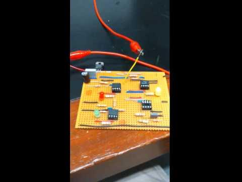 Engine Indicating Lights