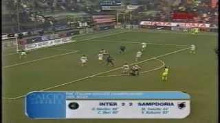 INTER 3-2 SAMPDORIA 2005 Andin Lokaj
