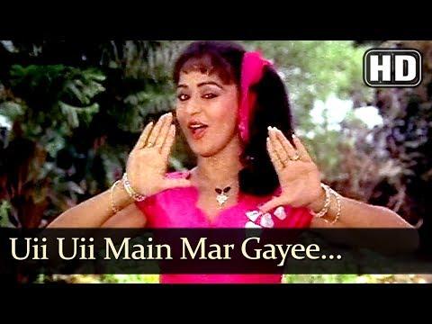 Uii Uii Main Mar Gayee (HD) - Ghar Ek Mandir Song - Mithun Chakraborty - Shoma Anand - Raj Kiran