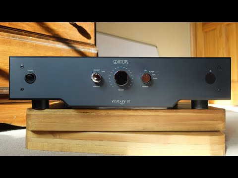 Review!  The Dayens Ecstasy 3 Integrated Amplifier! (No fireworks - Just clean sound)