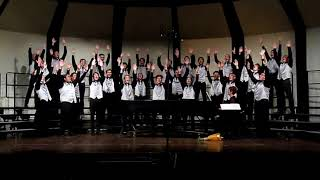 Vocalise (Tro lo lo) - CCHS Troubadours 2015-10-01