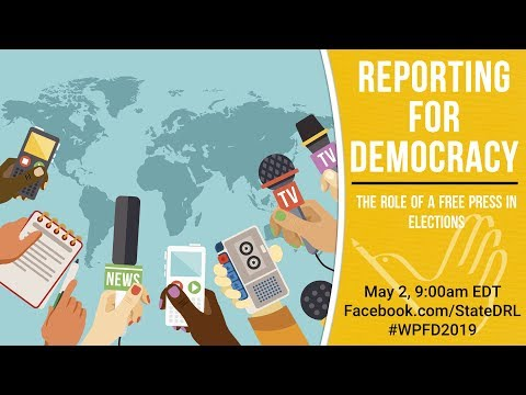Reporting For Democracy: The Role Of A Free Press In Elections