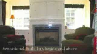 Fireplaces And Built-in's Ideas