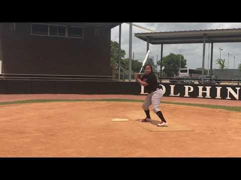 Sophia Martinez Skills video from Alvin Community College