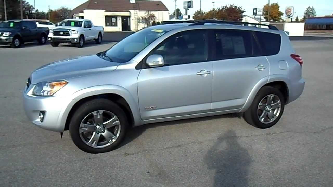 2009 toyota rav4 sport 79k miles 19 995 youtube. Black Bedroom Furniture Sets. Home Design Ideas