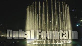 Dubai Fountain 2016-Jihad Akl - Mon Amour