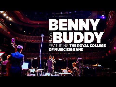 Benny Greb plays Buddy Rich (In a Mellow Tone)