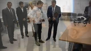 Открытие технопарка на месте кинотеатра «Дружба» в Рязани