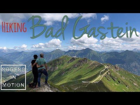 Amazing Mountain View over Bad Gastein (Austria Travel Vlog)