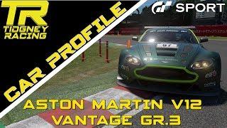 Aston Martin V12 Vantage GT3 2012 Videos