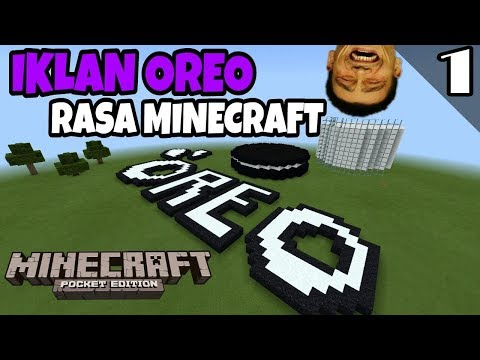 MCPE PARODY INDONESIA | IKLAN OREO by OTONG AND FRIENDS