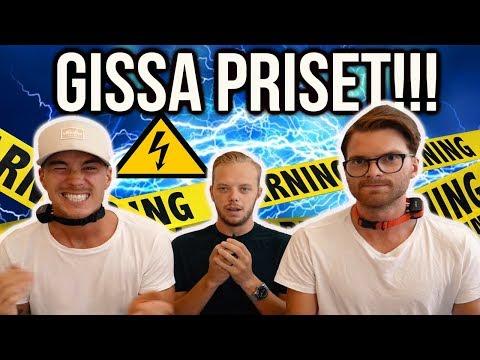 GISSA PRISET MED ELSTÖTAR!!!(NIVÅ 3)