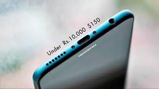 Top 5 Best Phones Under Rs  10,000 $150 To Buy 2018 !