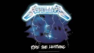 Смотреть клип песни: Metallica - Ride The Lightning