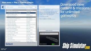 Ship Simulator 2008 - Add-On - New Horizonts [HQ]